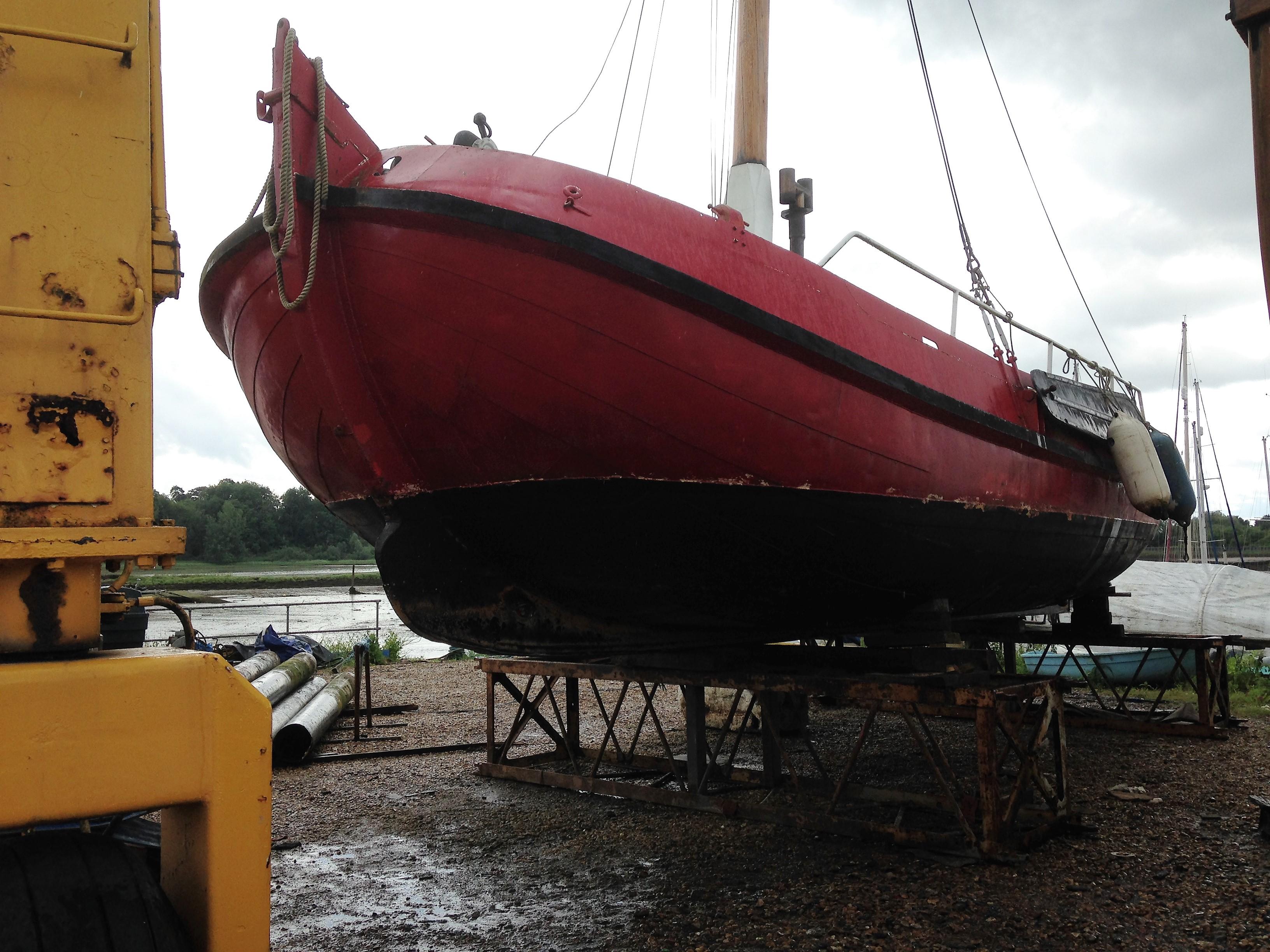 Life on the yard - Melton Boatyard